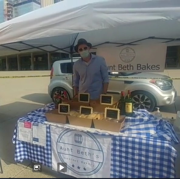 Aunt Beth's at Nathan Phillips Square Farmers' Market